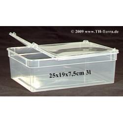 BraPlast 3,0l 24,5 x 18,5 x 7,5 cm transparent